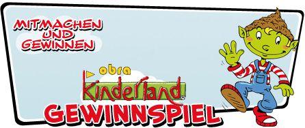 Beantworte eine Frage und gewinne eine von 10 Freikarten für einen Tagesbesuch imObra Kinderland in Neukirchen in Oberösterreich!