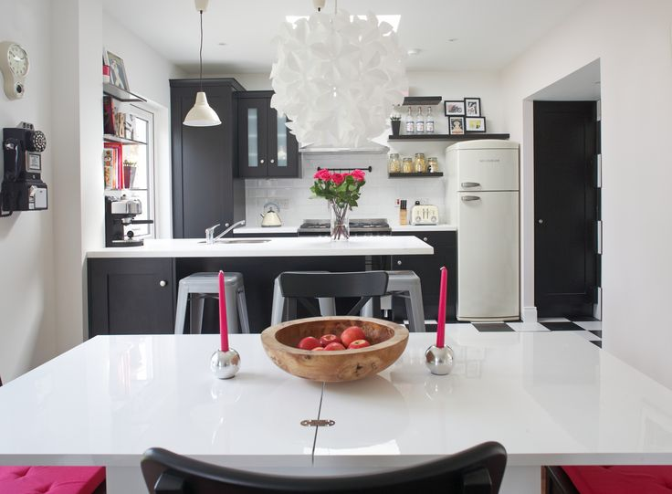 Kitchen from our first episode for The Design Doctors