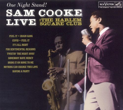 One Night Stand: Sam Cooke Live at the Harlem Square Club 1963 [LP] - Vinyl