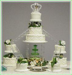 170 best Wedding cakes images on Pinterest   Cake wedding, Petit ...