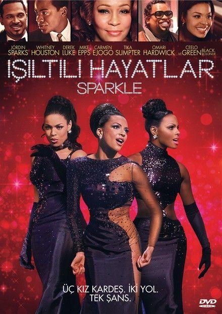 Isiltili Hayatlar - Sparkle - 2012 - BRRip Film Afis Movie Poster