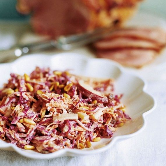 Give our low-fat winter slaw recipe a go and you'll never want to go back to the classic