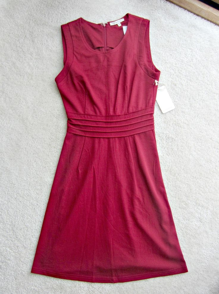 41Hawthorn Dita Sleeveless Ponte Dress. Love the color and shape of this.
