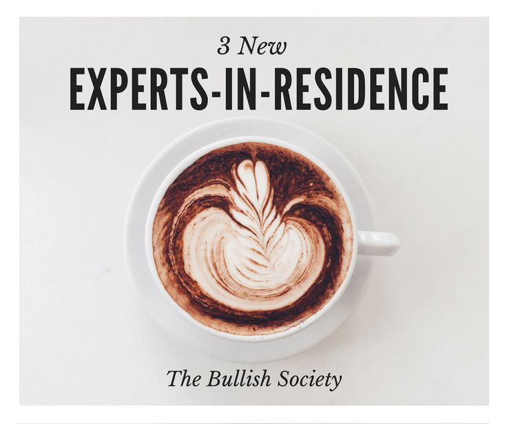 3 New Experts-in-Residence – (Feminist!) Public Speaking, (Advanced!) Personal Finance, and (Data-Driven!) Time Management – GetBullish