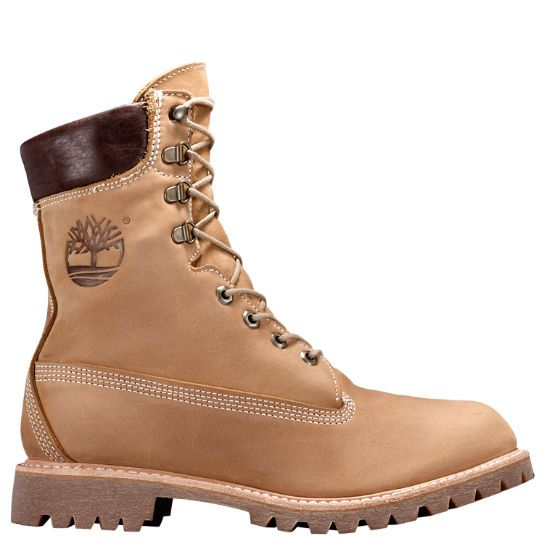Timberland | Men's 8-Inch Premium USA Waterproof Boots
