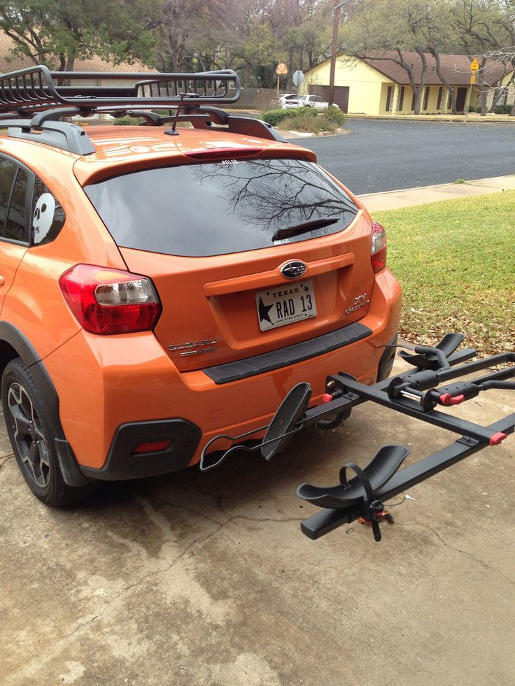 subaru crosstrek bike rack | Thread: Review of Tork Lift ECO Hitch for XV (with install notes)