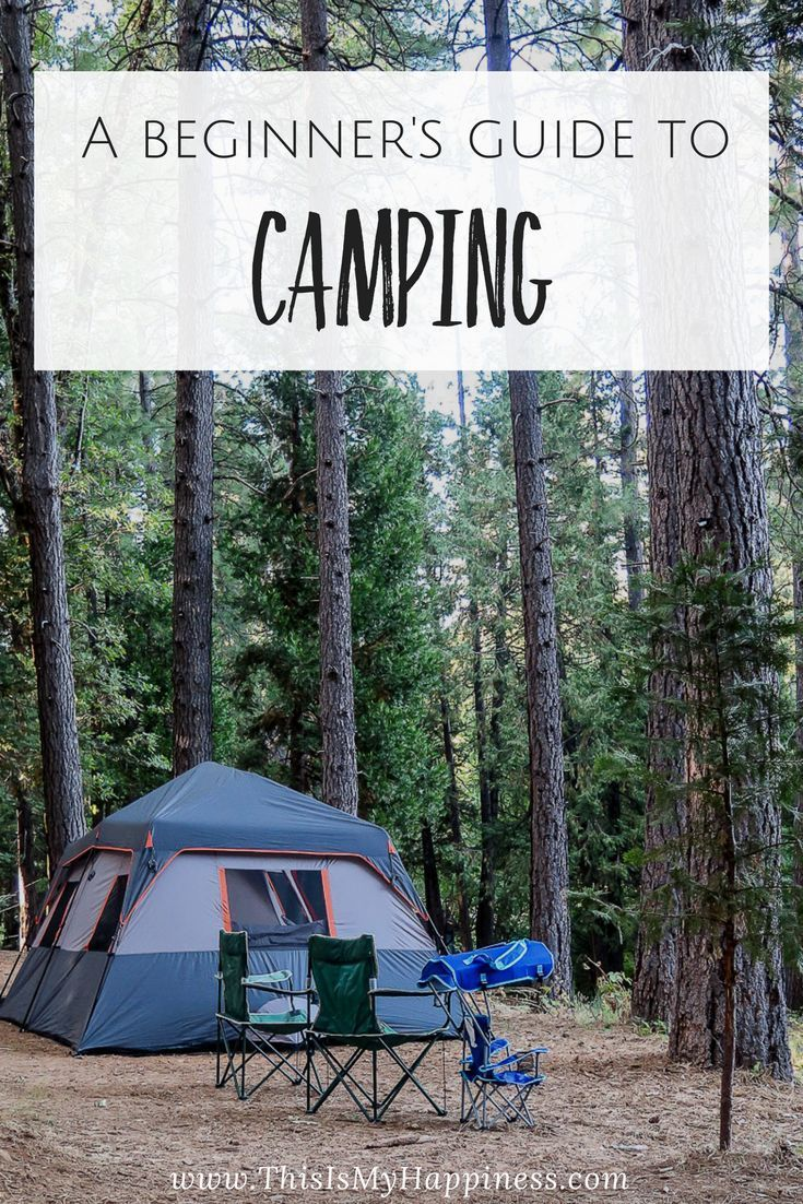 Tips for First-Time Campers: Camping List: What to bring camping, cooking gear for camping, camping mattresses, how to choose a campground