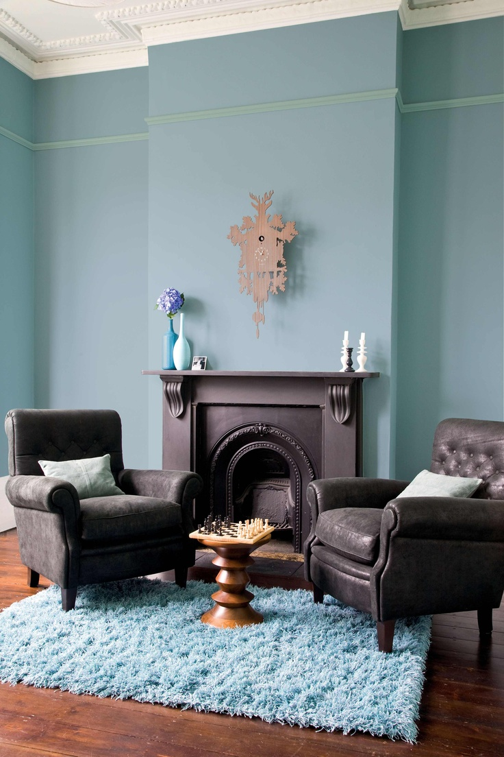 Paint Color Inspiration Living Rooms