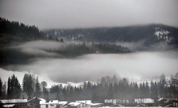 Bavaria winter