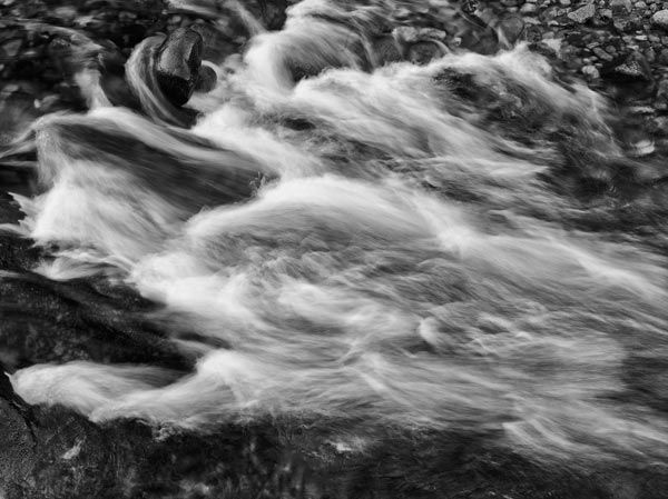 Lynn Creek #51 - captured with a 60.5 megapixel digital back (very high resolution) - by Michael Easton at naturphoto.com