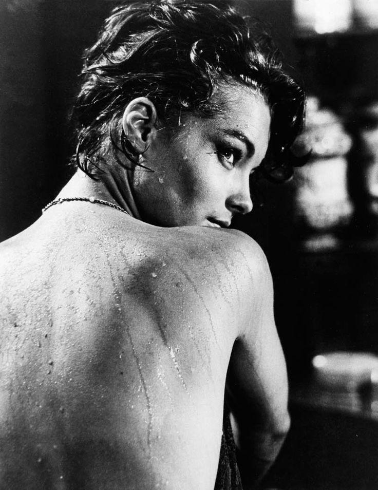 Romy Schneider in Boccaccio '70 by Luchino Visconti, 1962