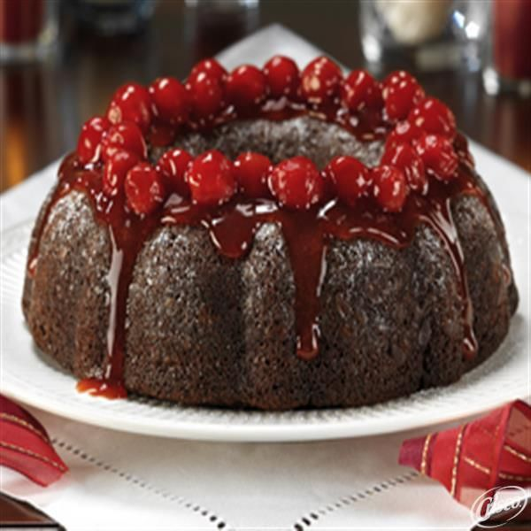 Black Forest Chocolate Cake from Crisco®