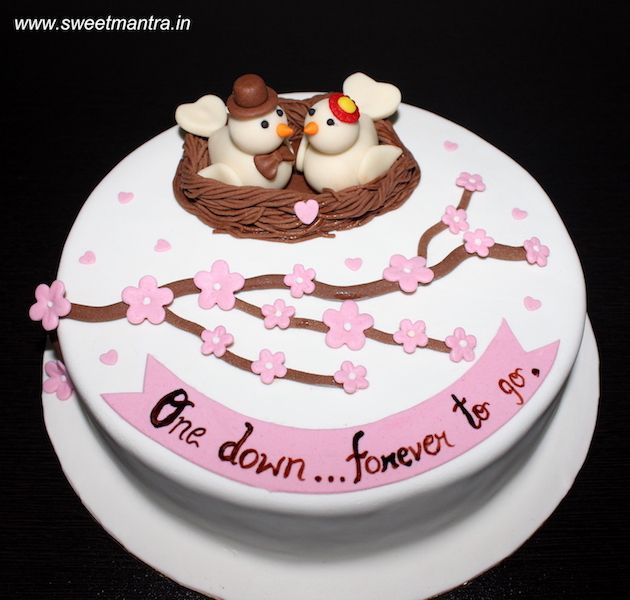 Fondant Cakes In Pune