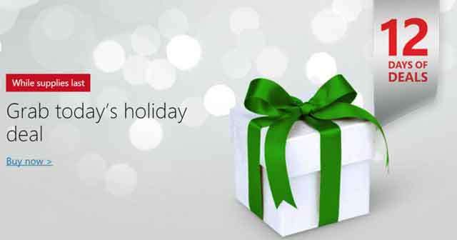 12 Days of Deals at Microsoft USA