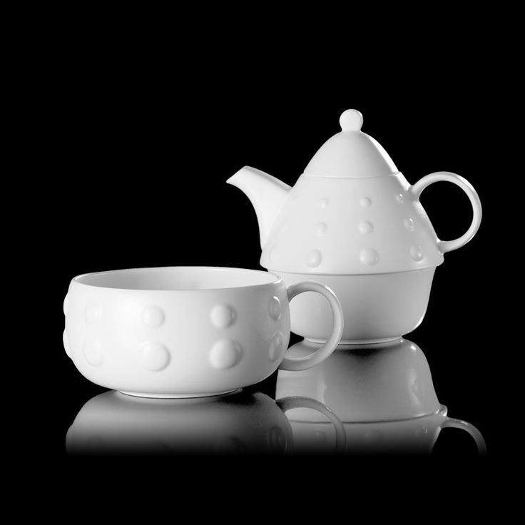 Tea for One by Repeat Repeat #gifts #china #kitchenware