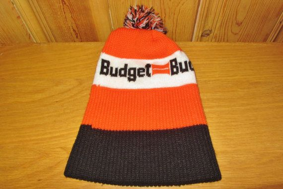 BUDGET Rent A Car & Truck Rental Promo Beanie by HatsForward