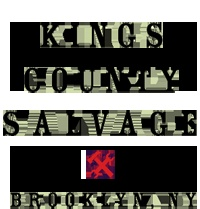 King's County Salvage, BK, NY