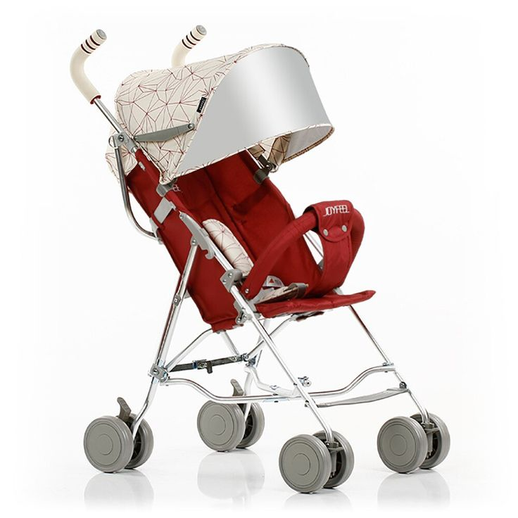 Free shippingquick folding small portable baby stroller