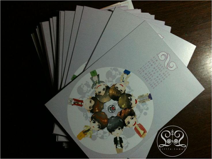 "Post Card ""Color INFINITE Edition"""