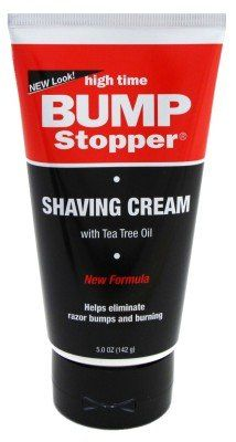 High Time Bump Stopper Shaving Cream With Tea Tree Oil 5 oz Tube * Visit the image link more details.