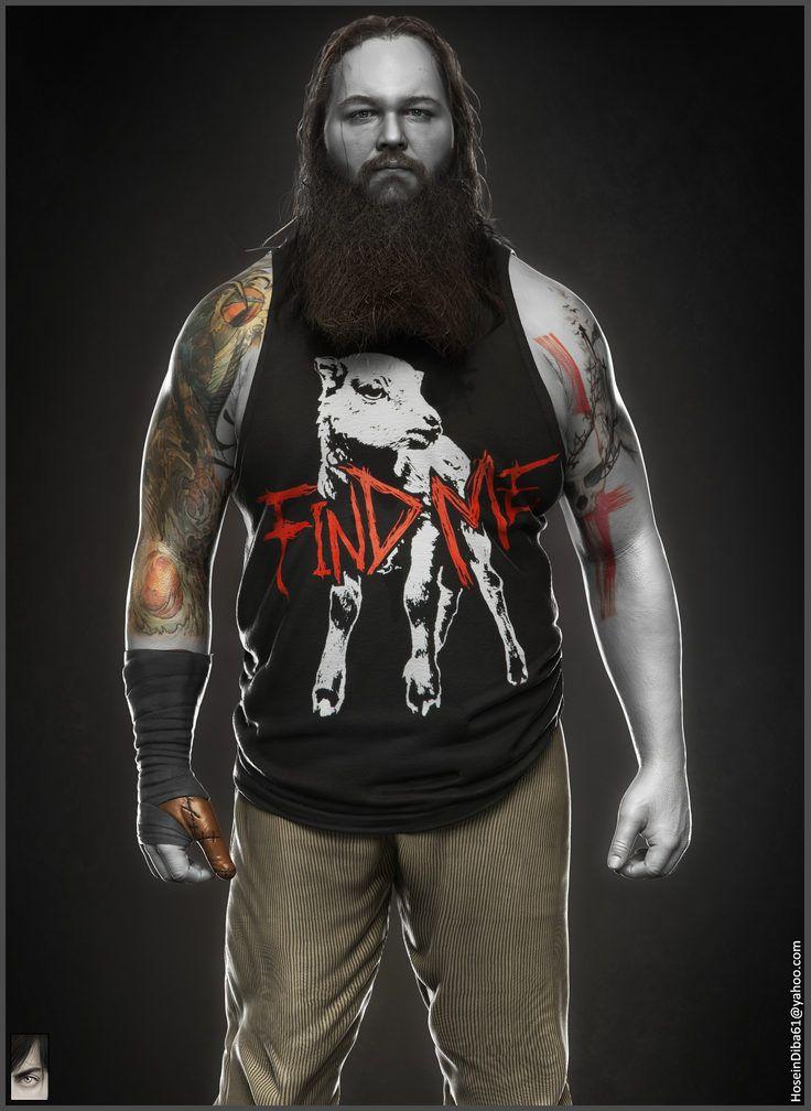 Bray Wyatt - WWE by Hossein Diba