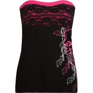 METAL MULISHA Crush Womens Tube Top 162909100 | tops |... | Shop fashion, apparel| Kaboodle