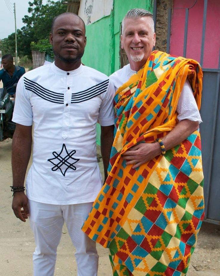 In the Twi language of the Akan of Ghana nyamekye means gift from God. Even though I adopted my son Sammy he's my nyamekye. Today he turns 30 and I can't express how proud I am. He's a fine example to all fathers. http://ift.tt/23kVNaE (link in bio) #accessories #womensfashion #waxprint #highfashionmen #highfashionblackmen #dtla #ankarastyles #checkoutafrica #thursday #baby #babyboy #babygirl #kids #interior #interiordesign