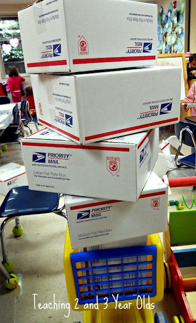Our Preschool Post Office