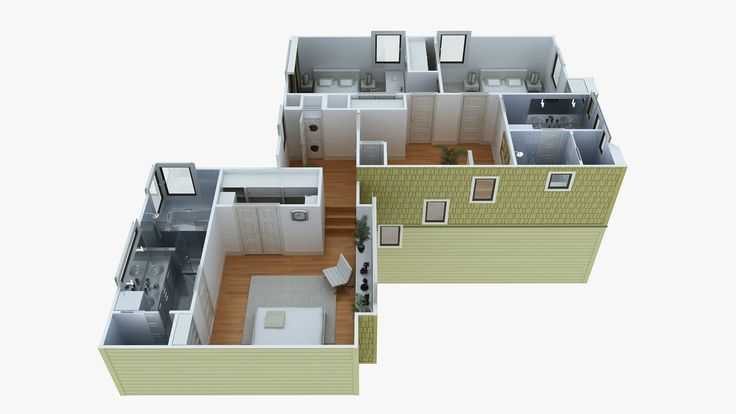 40 best images about 2d and 3d floor plan design on for 3d house maker online