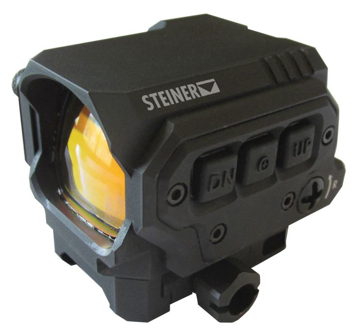 R1X reflex red dot sight was designed and engineered for use on patrol rifles and AR platforms. Buy it now with FREE SHIPPING and NO SALES TAX. Steiner is known for high quality glass, and precision optics .