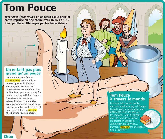 Fiche exposés : Tom Pouce