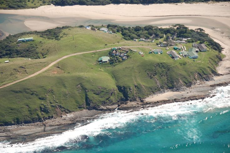 The Kraal Wild Coast Accommodation - Backpackers Accommodation in South Africa