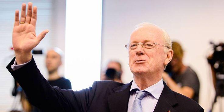 """Armand De Decker (Belgian politician accused of corruption in the """"Kazachgate""""-scandal, http://www.levif.be/actualite/belgique/kazakhgate-armand-de-decker-est-bien-intervenu-aupres-du-ministre-de-la-justice-dans-l-affaire-chodiev/article-normal-569665.html)"""