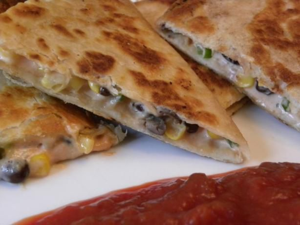 corn and black bean quesadillas work dresses cheese food goat cheese ...