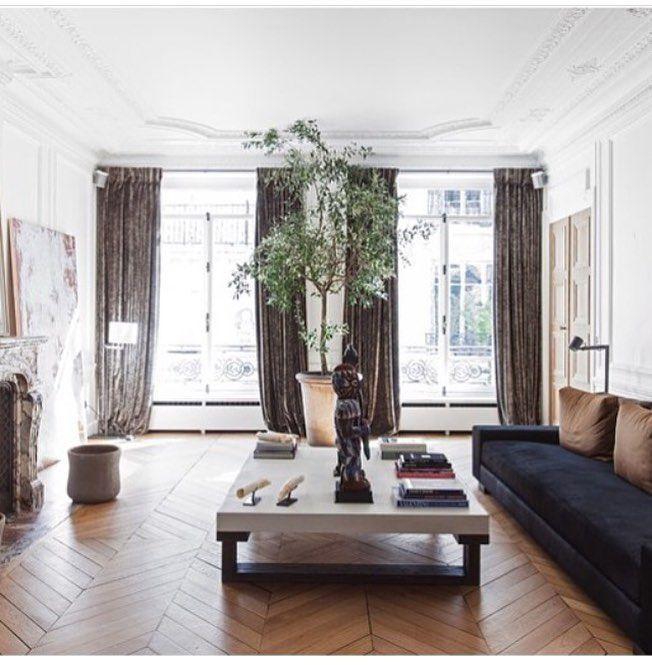 I am loving the simplicity of French design. What are you loving?   Design by @isabellestanislas •  •  •  •  #quote #inspire #interior #interiors #interiordesign #interiordesigner #decor #design #architecture #art #paris #interieur #color #interiorinspo #inspiration #interiordesigninspiration