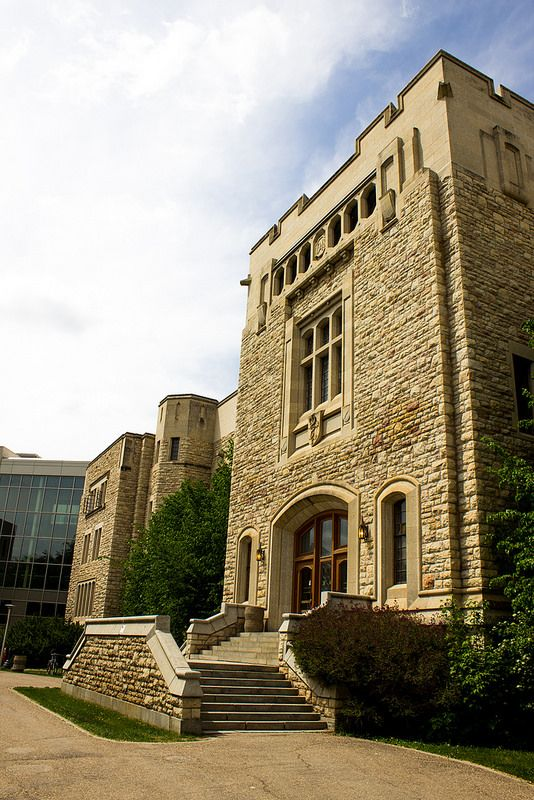 University of Saskatchewan Campus (www.pointshogger.com)