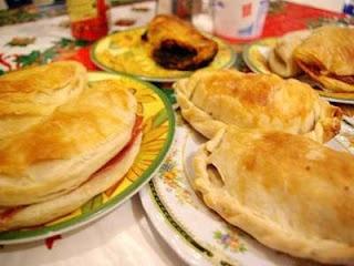 Pastes Pachuqueños hidalgo méxico