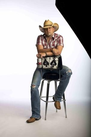 Country music star Jason Aldean will play at Great American Ball Park in Cincinnati!