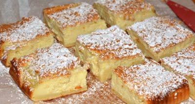 Receptek, és hasznos cikkek oldala: Varázslatos vanília sodó süti. Egyszerűen isteni.