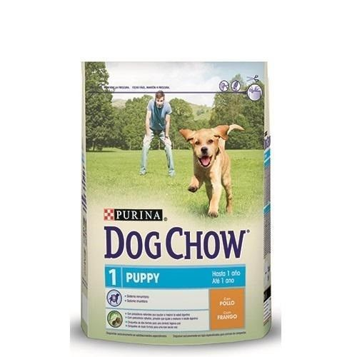 Food Dog Puppy And Adult Mini Purina Dog Chow Puppy Chicken Up To