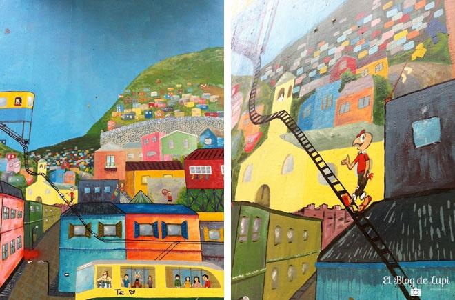 valparaiso_126 Mural Cerro Polando