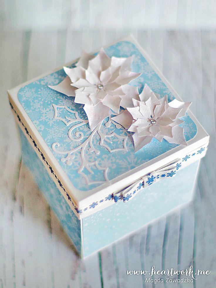 Ręcznie robione podziękowania ślubne dla rodziców. Podziękowania na zimowy ślub. Oryginalny prezent dla rodziców od pary młodej.
