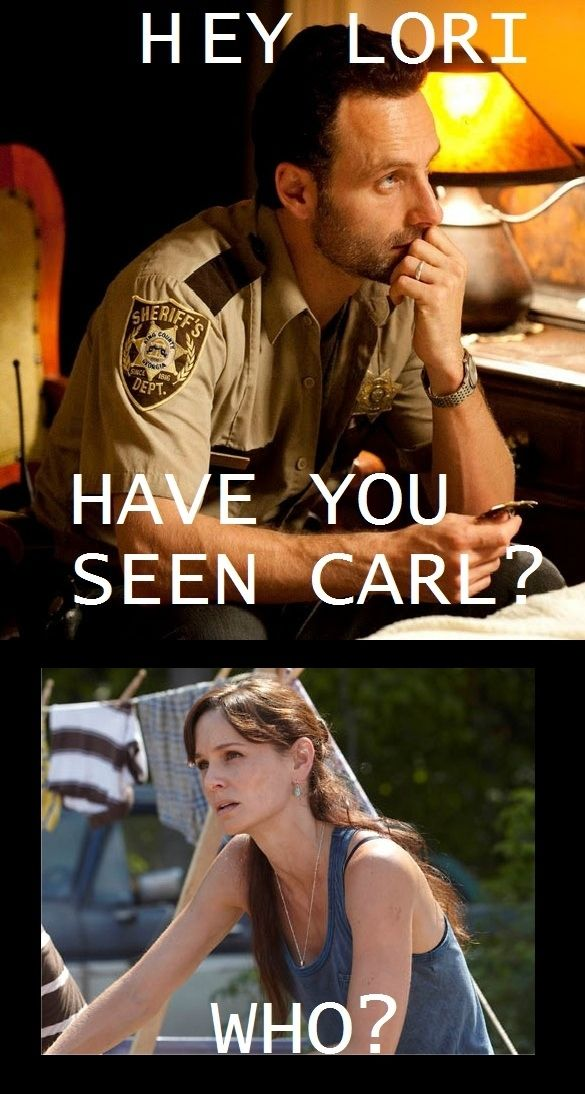 Funny The Walking Dead Meme