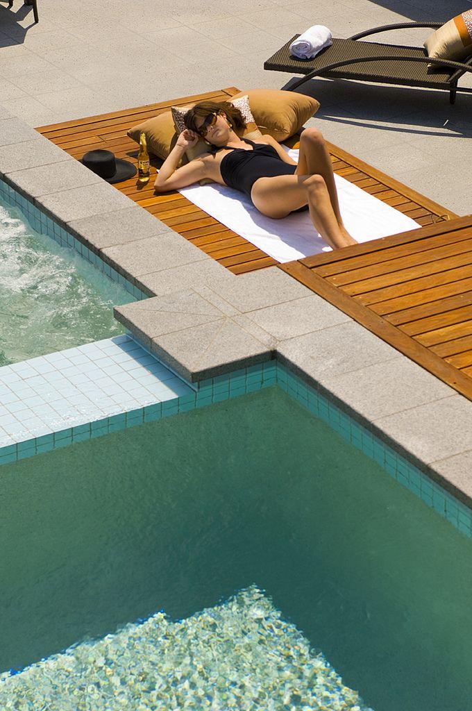 Penthouse Pool | Coconut Grove Resort, Port Douglas, Queensland, Australia http://www.coconutgroveportdouglas.com.au/