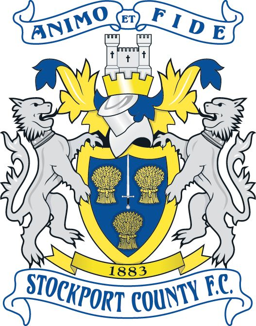 Stockport County sign new keeper #spotonentertain