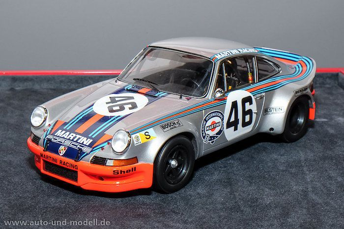 Spielwarenmesse 2015 - Spark Models, 1:18 & 1:12   auto & modell