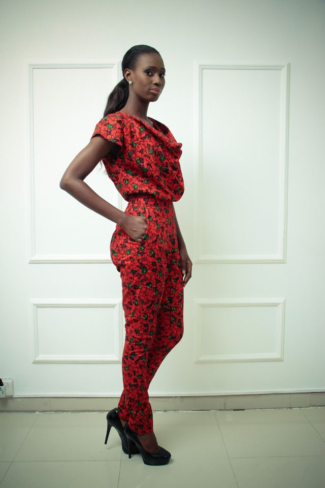 NIGERIAN FASHION LABEL ALTER EGO MADUEKWE S/S 2013 COLLECTIONS