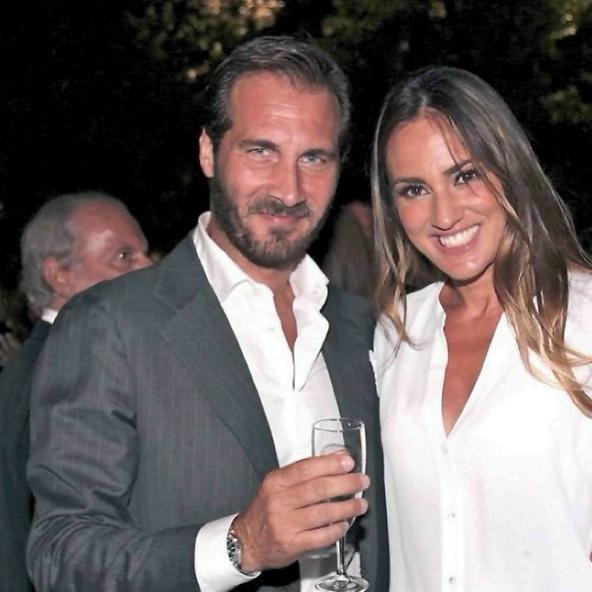 Maurizio Aiello dopo il tumore papà bis, la moglie Ilaria è di nuovo incinta