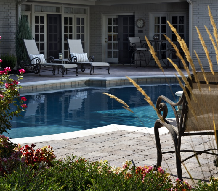 1000 Images About Nicolock Patios Pools On Pinterest: 1000+ Images About Belgard Pool Decks On Pinterest