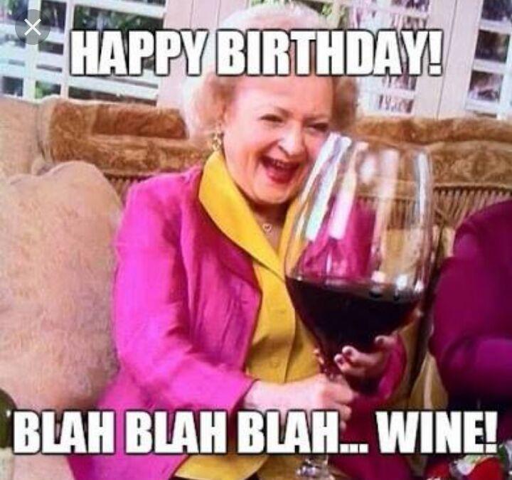 Pin By Chantale Cameron On Happy Birthday Funny Happy Birthday Wishes Happy Birthday Quotes Funny Birthday Humor
